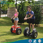 Brushless Motor 4000 Watt Segway Electric Scooter Self Balancing With Speedmeter
