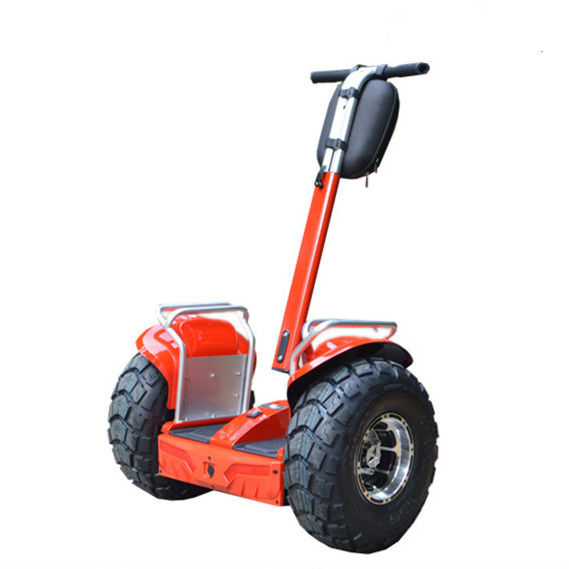 19 Inch Two Wheeled Self Balancing Scooters / Smart Balance Electric Scooter