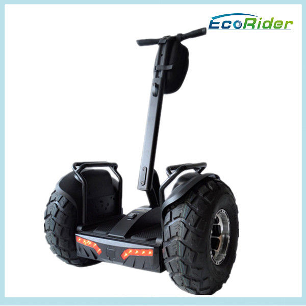4000 Watts Off Roading Segway 2 Wheel Electric Scooter 72V Voltage 250Kpa