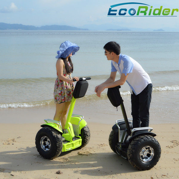 Outdoor Electric Chariot Scooter Two Wheel / Self Balancing Electric Vehicle