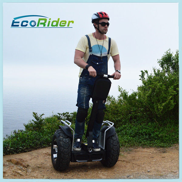 Ecorider Stand On Two Wheel Transporters / Two Wheeled Motorized Scooter