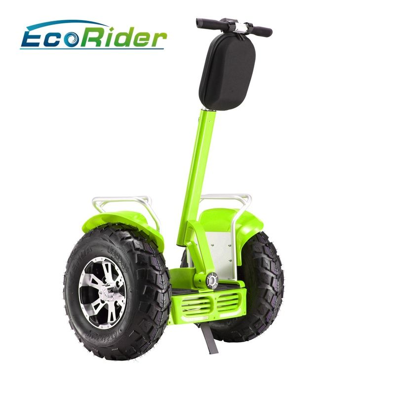 EcoRider Segway 2 Wheel Electric Scooter Self Balancing Scooter With Double Battery