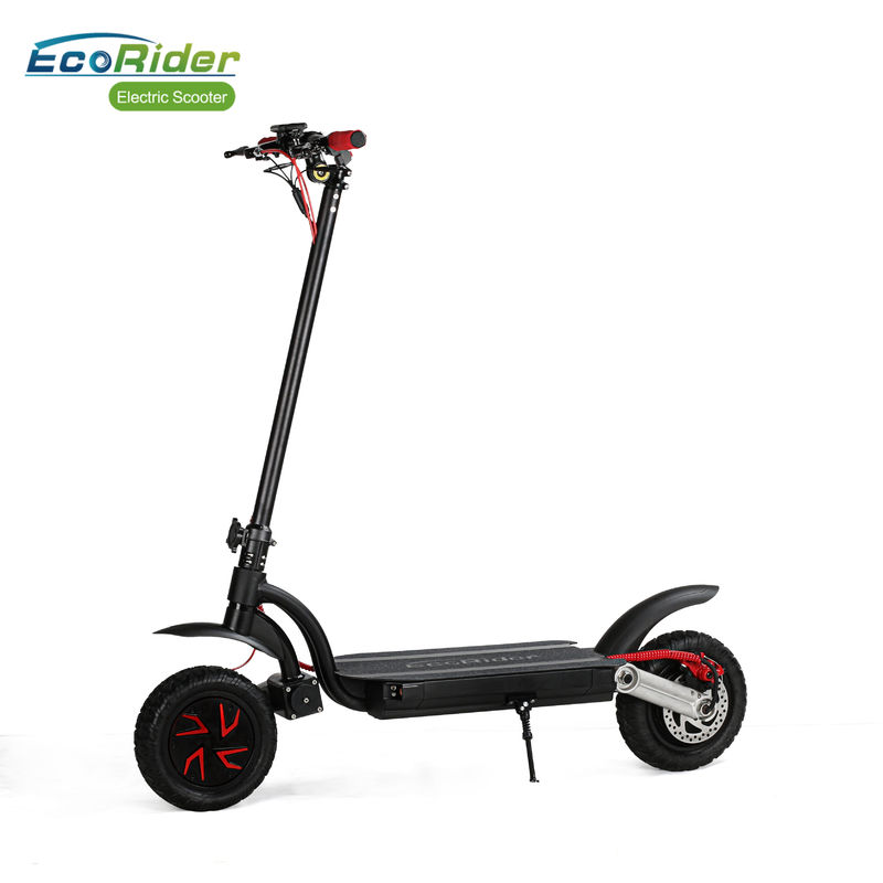 10 Inch Dual Motor Self Balancing Smart Electric Scooter Liquid Crystal Display