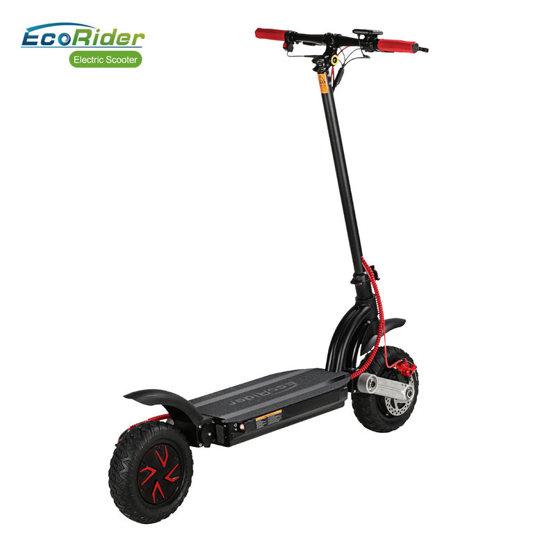 Dual Motor Off Road  2 Wheel Electric Scooter Two Wheels Electric Scooter